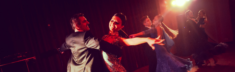 Pokazy tańca